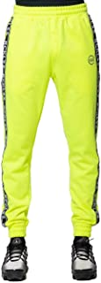 Pursuit Track Pants - Safety Green - - Mens - Bottoms - Trackpants -