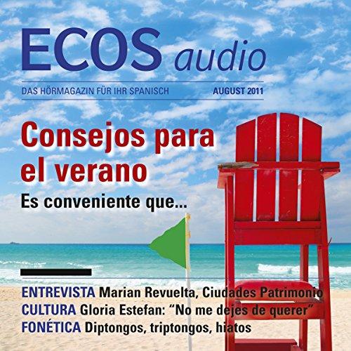 ECOS audio - Dar instrucciones y recomendaciones 8/2011  Titelbild