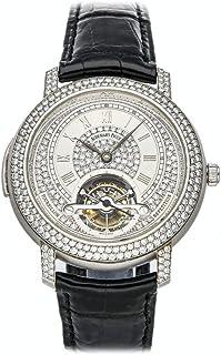 ساعت مچی نقره ای Audemars Piguet Jules Audemars Mechanical (با سیم پیچ دستی) 25937BC / Z / 0001CR / 01 (متعلق به قبل)