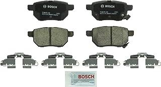 Bosch BC1354 QuietCast Premium Ceramic Disc Brake Pad Set For: Lexus CT200h; Pontiac Vibe; Scion iM, tC, xB; Toyota Coroll...