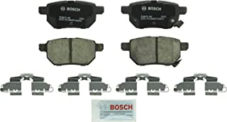 Bosch BC1354 QuietCast Premium Ceramic Disc Brake Pad Set For: Lexus CT200h; Pontiac Vibe; Scion iM, tC, xB; Toyota Corolla, Matrix, Prius, Prius Prime, Yaris, Rear