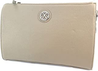 Creative bag 'Christian Lacroix'beige taupe - 30x20x6 cm (11.81''x7.87''x2.36'').