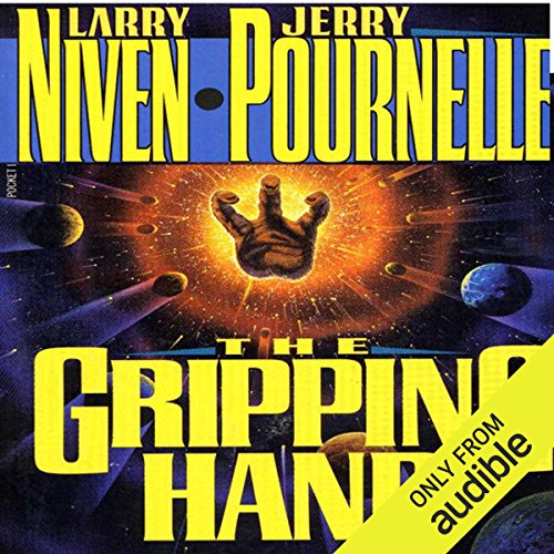 The Gripping Hand audiobook cover art