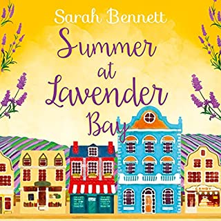 Summer at Lavender Bay cover art