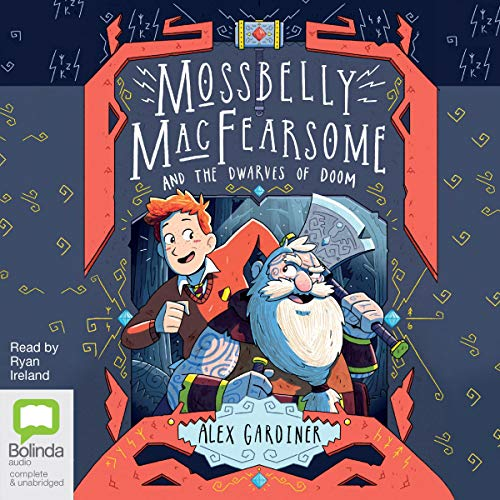 Mossbelly MacFearsome and the Dwarves of Doom cover art