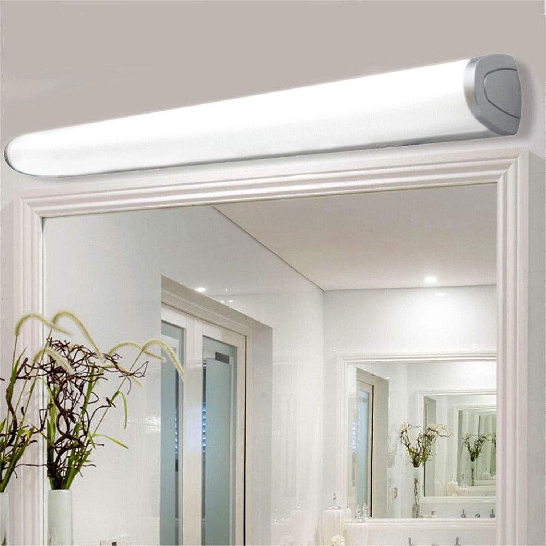 StiefelU LED Wandleuchte nach oben und unten Wandleuchten Spiegel LED-Spiegel vorne Lampen Badezimmer Lampen Badezimmer Waschtisch Schrank von Punch wc Spiegel Lampe, 60 cm, 14 W