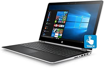 HP X360 15.6 Inch FHD Touchscreen Laptop with Stylus Pen (Intel Core i5-7200U, 8GB DDR4 RAM, 128GB SSD + 1TB HDD, AMD Radeon 530, B&O PLAY, Bluetooth, Windows 10)