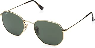 Ray-Ban Men's RB3548N Hexagonal Sunglasses
