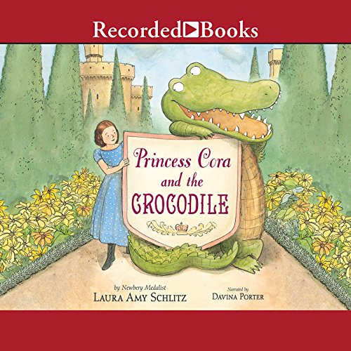 Princess Cora and the Crocodile audiobook cover art