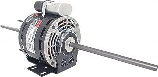 Dayton 1/4 HP Room Air Conditioner Motor,Permanent Split Capacitor,1625 Nameplate RPM,115 Voltage,Frame 48Y