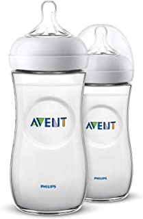 Philips Avent Biberón Natural SCF036/27 - Pack de dos