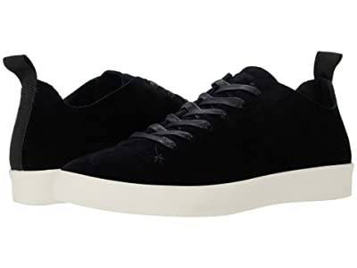 rag & bone RB Slim Sneaker (Black Suede) Men