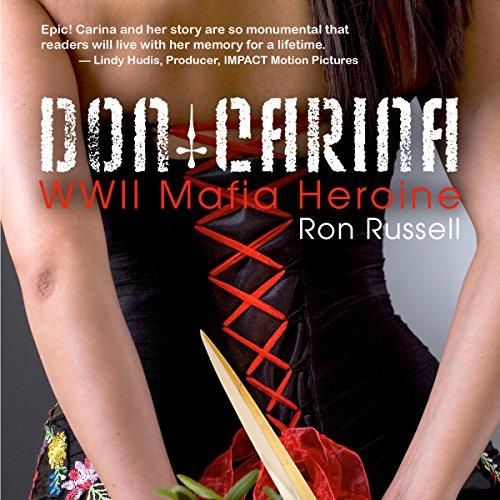Don Carina audiobook cover art
