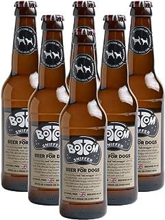 bottom sniffer dog beer