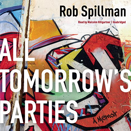 All Tomorrow's Parties audiobook cover art