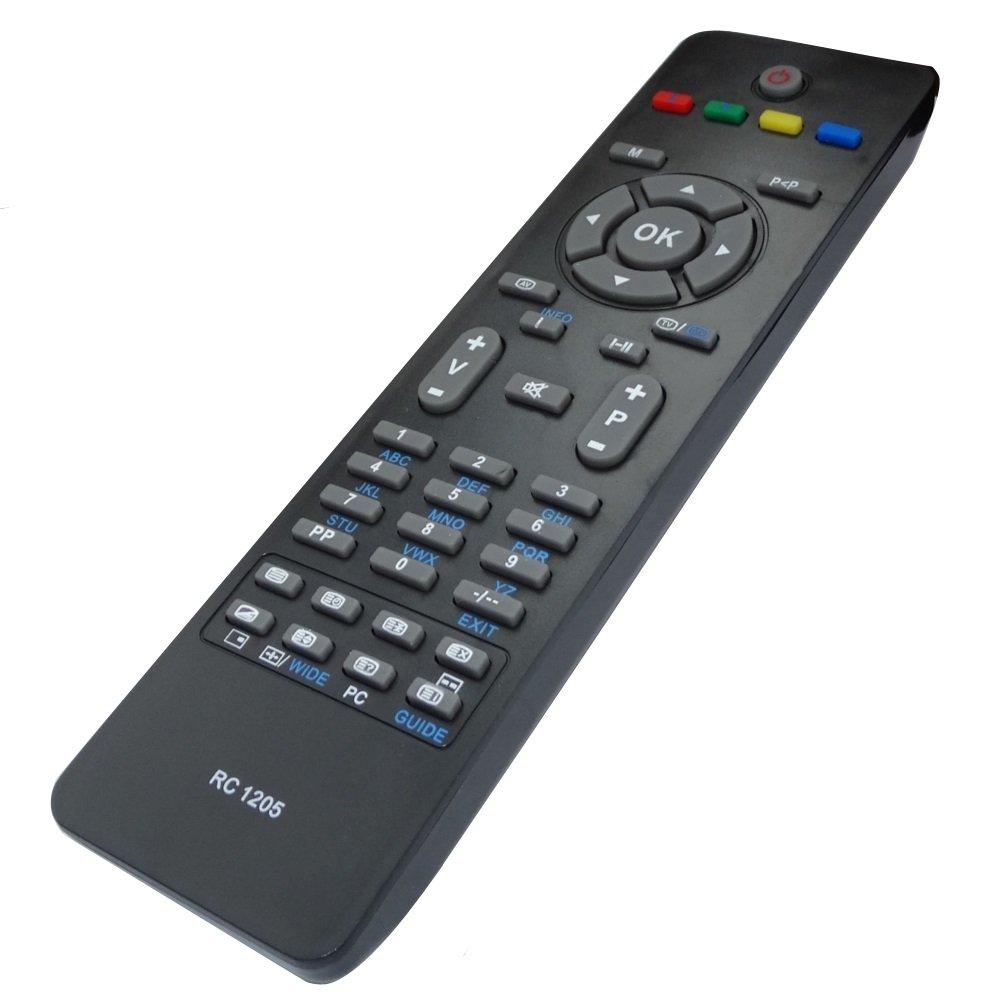 AERZETIX: Mando a Distancia para televisor TV Compatible con ...