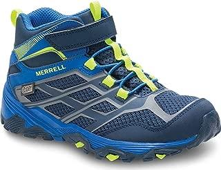 Merrell Moab Fst Mid A/C Waterproof Sneaker (Little Kid/Big Kid)