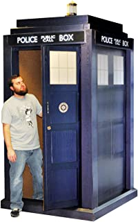 Advanced Graphics 3D Tardis Life Size Cardboard Cutout Standup - BBC's Doctor Who