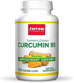 Jarrow Formulas Curcumin 95 500mg 120 Capsules