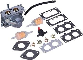 Eulbevoli Carburateur, Kit de Joint de carburateur de carburateur de Tondeuse à Gazon pour L111 L118 L120 LA120 LA130 LA13...