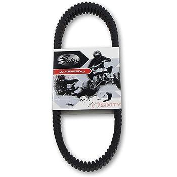 Gates Carbon Cord Drive Belt For Can Am Maverick X3 Turbo /& Ryker 900 #48C4289