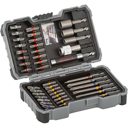 Bosch Professional 43pièces Assortiment d'embouts de vissage (accessoires de perceuse-visseuse)