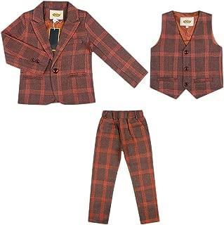 Châle Pull Baby Boy/'s NAUTICA ensemble 3 pièces plaid shirt /& pantalon