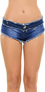 micro jeans hot pants