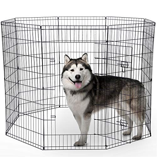 Paws & Pals Metal Wire Pet Playpen