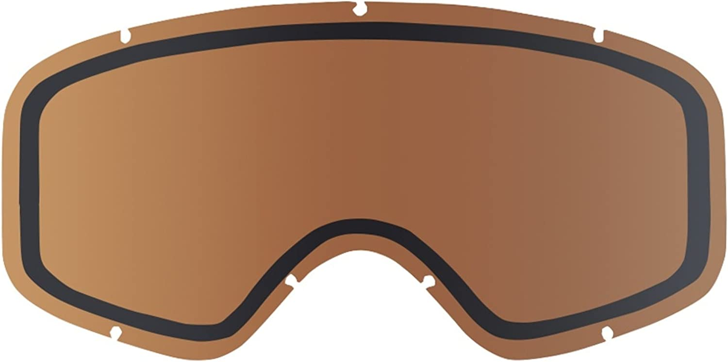 Anon Insight Snow Goggle Replacement Lens Silver Amber
