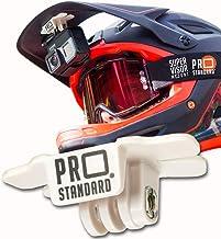 Super Visor Low Profile Under Visor Helmet Mount for GoPro Cameras
