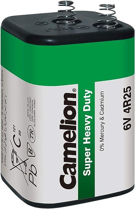 Camelion 10110125 Super Heavy Duty Batterie Blau Elektronik