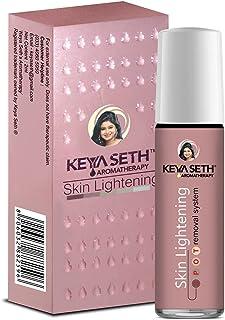 KEYA SETH AROMATHERAPY, DEVICE OF DROP Lightening Spot Removal System, 8 ml, large (Lightening_Lotion)