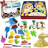KiddosLand Arena Mágica de 3 lbs, Arena Play Sand Figuras de...