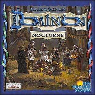 Rio Grande Games RGG550 Dominion Nocturne