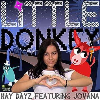 Little Donkey (feat. Jovana)