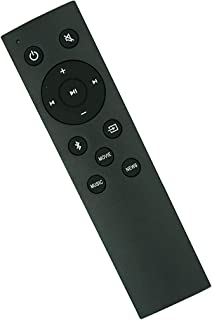 HCDZ Replacement Remote Control for TCL Alto 7 2.0 7+ 2.1 Channel Home Theater Sound bar Soundbar System