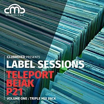 Label Sessions, Vol. 1: Triple Mix Pack - Teleport, Beiak, P21
