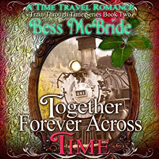 Together Forever Across Time audiobook cover art