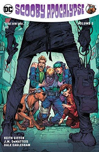 Scooby Apocalypse (2016-) Vol. 2 (Scooby Apocalypse (2016-2019)) (English Edition)