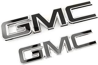 Best emblems gmc truck Reviews