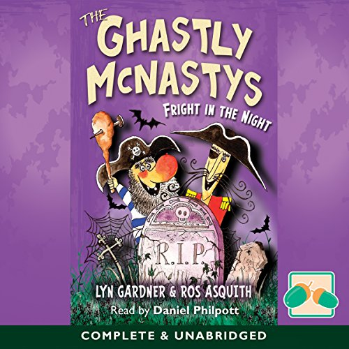 Couverture de The Ghastly McNastys