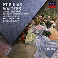 Virtuoso-Famous Waltzes by WILLI / DUTOIT,CHARLES BOSKOVSKY