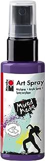 Marabu 10023769 Art Spray 50Ml Plum