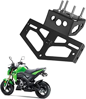 Kemimoto Fender Eliminator Kits Fits Kawasaki Z125 PRO 2017 2018 2019 License Plate Holder