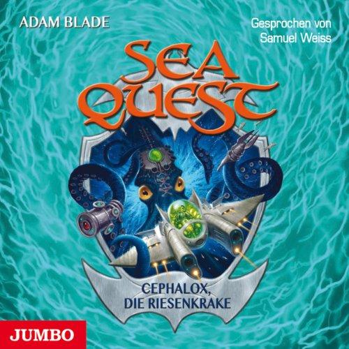 Cephalox, die Riesenkrake (Sea Quest 1) Titelbild