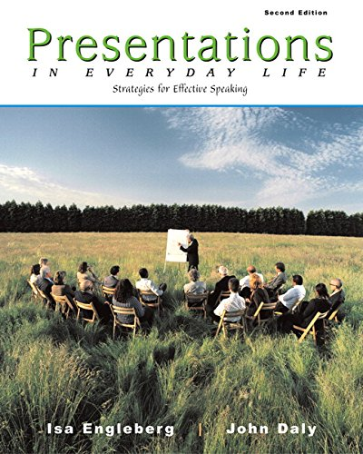 Presentations in Everyday Life: Strategies for Effective Speaking (2nd Edition)