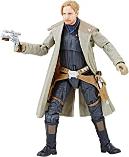 Star Wars; The Black Series #68 Tobias Beckett (Solo; A Star Wars Story)