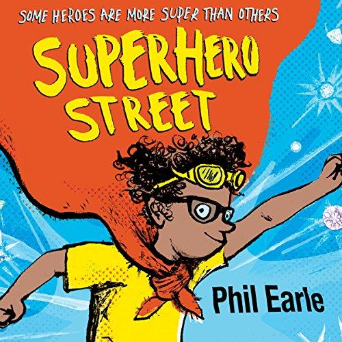 Superhero Street cover art