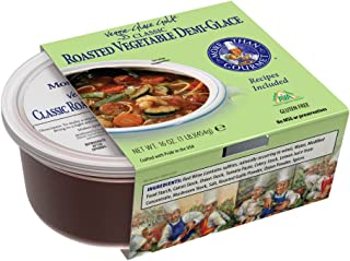 More Than Gourmet Classic Roasted Vegetable Demi-Glace, 16 Ounces